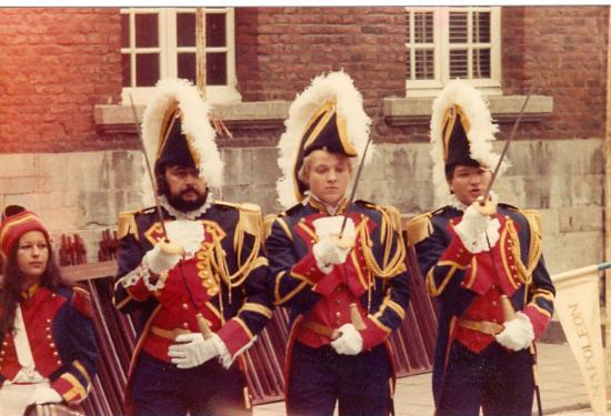 les officiers