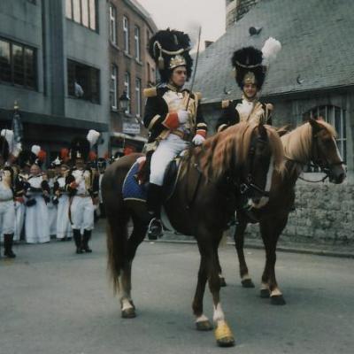Officiers Grenadiers