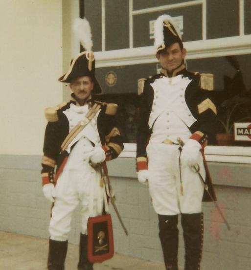 G. Sauvenière et  L.Georges