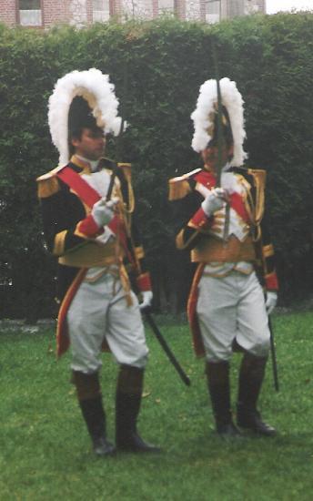 Serge Matis et Robert Guyaux
