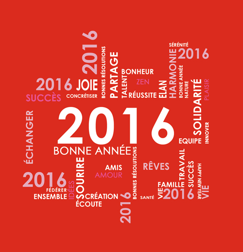 2016 voeux